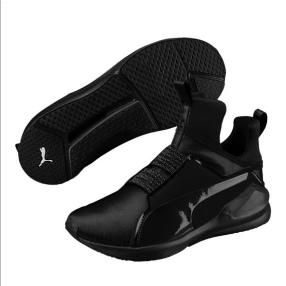 531b5a86a49 Puma Fierce Satin EP Women s Training Shoes sz8. M 5afde8ef9a94558d64d3f1cd